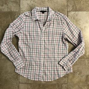 Women's Tailored Brooks Brother Button Down Shirt